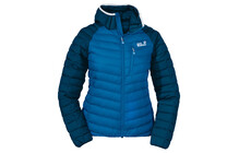Jack Wolfskin Zenon Jacket Women electric blue